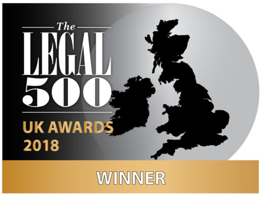Legal 500 UK Awards