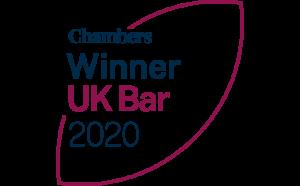Chambers UK Bar Awards 2020: Winner