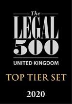 Legal 500, 2020