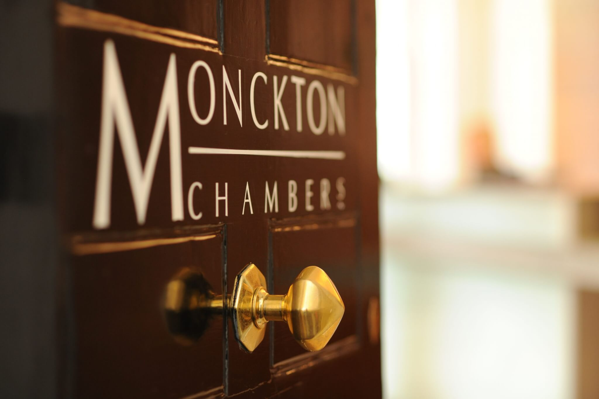 Why I chose Monckton Chambers